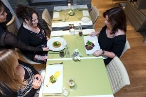 Gezellig dineren met vriendinnen bij AMUZ!